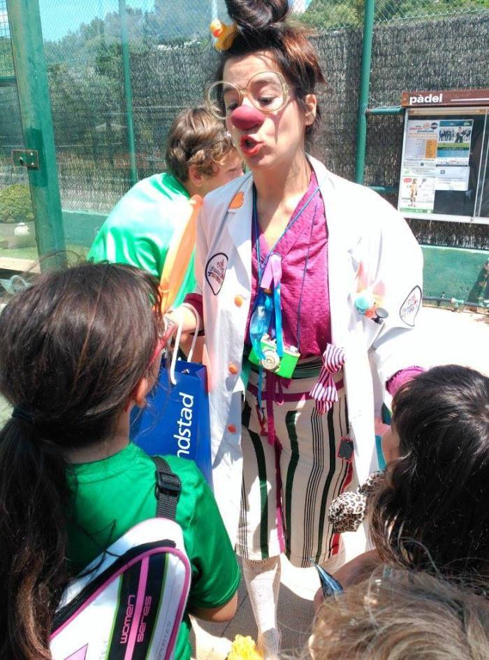 Torneo Solidario Mama Natura en beneficio de la Fundación Theodora – soy mama natura