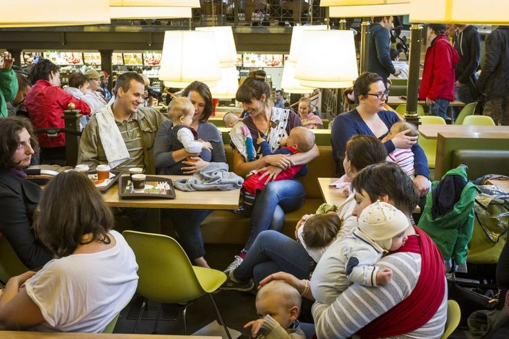 SciArt.eu | Kis magyar képmutatás a nyilvános szoptatás ügye