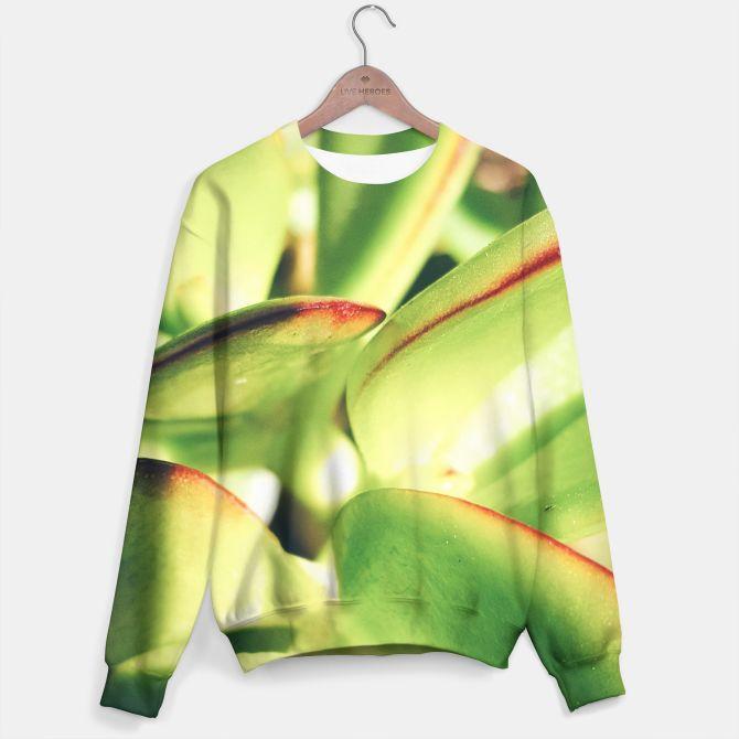Green Living sweater