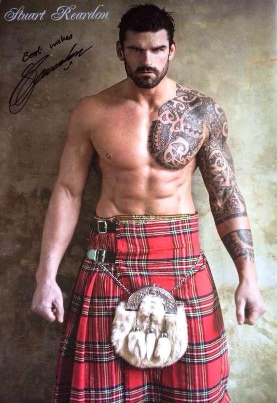 139 best land of the thistle images on pinterest men in kilts stuart reardon for men in kilts calendar 2012 fandeluxe Choice Image