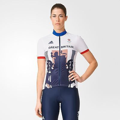 #Adidas womens ladies team gb replica #cycling zip up jersey t #shirt tee top,  View more on the LINK: 	http://www.zeppy.io/product/gb/2/331915644756/