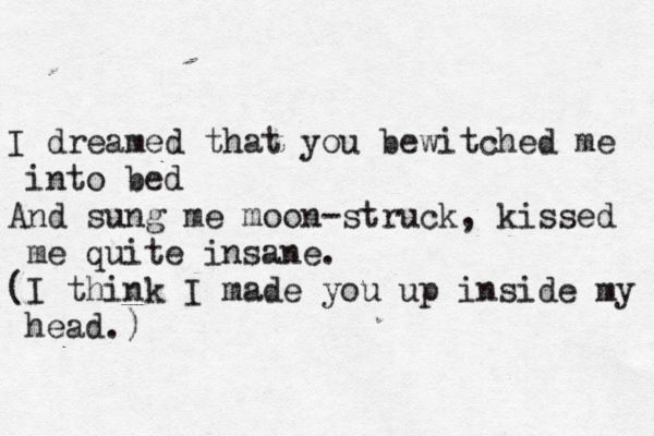 "Plath- ""Daddy"" one of my fav poems and a great clipping from it"