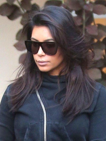 Kim Kardashian Photos: Kim Kardashian Stops by a Botox Clinic