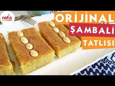 Orjinal Şambali (Şam Tatlısı) – Nefis Yemek Tarifleri