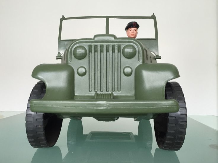 The Unofficial Action Man HQ Forum - Jeep c.1969