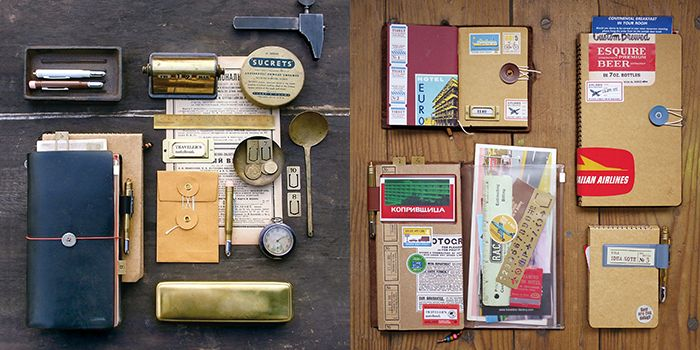 beautiful collection. TRAVELER'S notebook & company | TRAVELER'S COMPANY