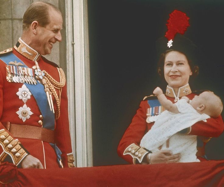 Queen Elizabeth and Prince Philip's top 10 cutest moments over the years:Prince Philip watched his wife fondly as she presented the world her darling boy, Prince Andrew for his first appearance on Buckingham Palace's balcony at [Trooping the Colour](http://www.womansday.com.au/royals/british-royal-family/duchess-catherine-makes-her-first-appearance-since-giving-birth-at-trooping-the-colour-12853) in 1961.