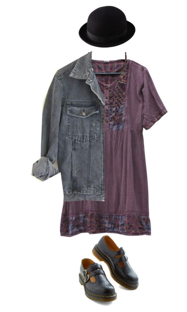 """""""3175"""" by ohfkthis ❤ liked on Polyvore featuring GUESS, Bernie Dexter and Uniqlo"""