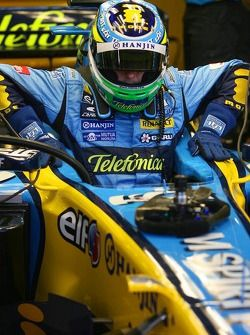 Giancarlo Fisichella Jerez December testing 2006/12/06 to 2006/12/15