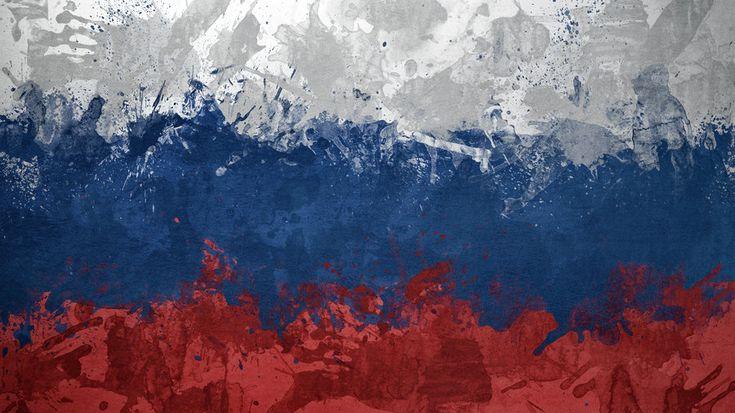 Russian Flag Wallpaper by GaryckArntzen