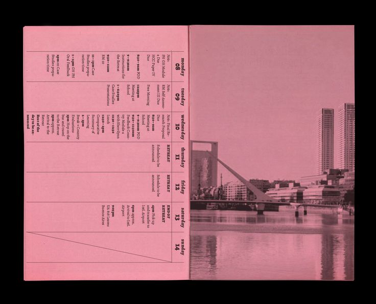 Buenos Aires - Booklet on Behance