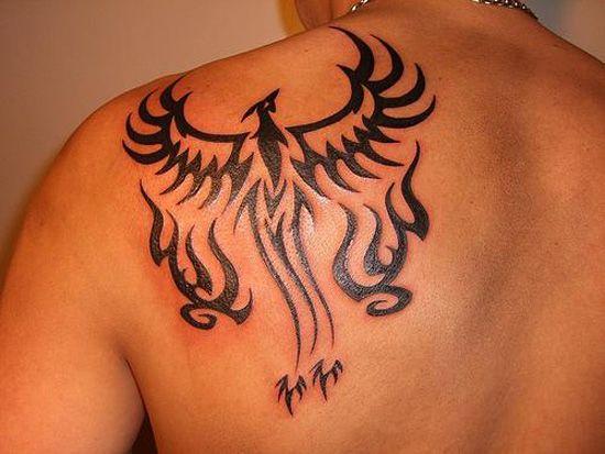 101 Tatuagens de Fênix