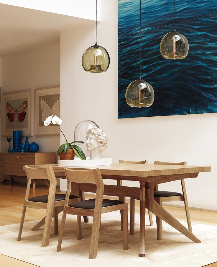 Perfect Cross Extension Table Design Inspirations