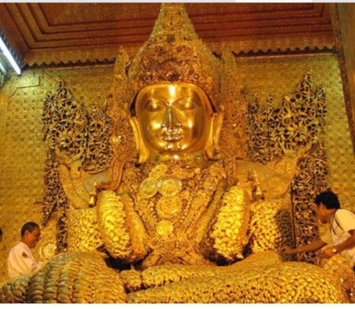 ..Tempio Buddista Birmania!!..