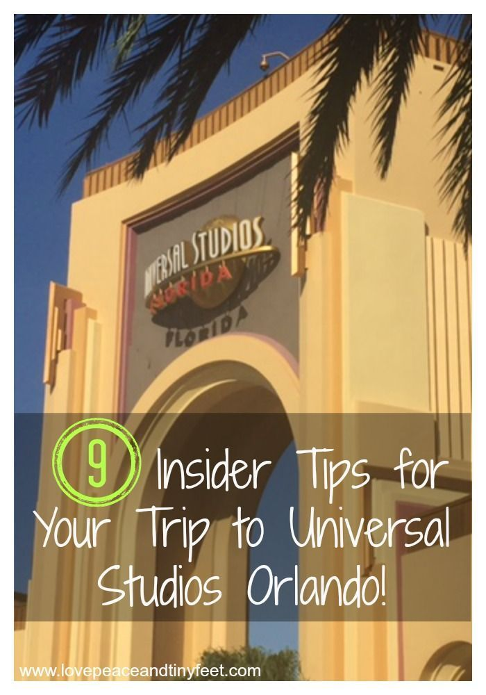 Are you planning a trip to Universal Studios Orlando? Here are 9 insider tips to remember if you're planning a family trip to Universal Studios Orlando to help you save money at Universal Studios and make the most out of your family vacation to Orlando.