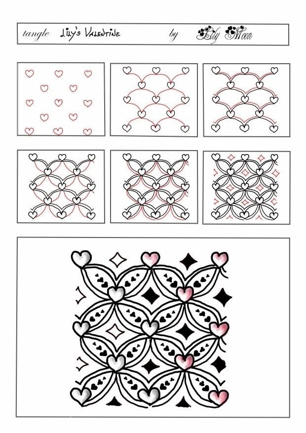Lily's Valentine pattern