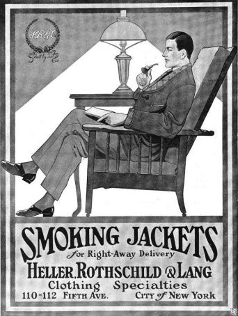 Smoking Jackets :: General Pipe Smoking Discussion :: Pipe Smokers Forums