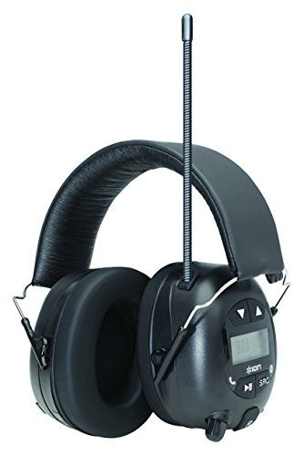 ION Audio Tough Sounds | Hearing Protection Headphones with Bluetooth and Radio -  http://www.wahmmo.com/ion-audio-tough-sounds-hearing-protection-headphones-with-bluetooth-and-radio/ -  - WAHMMO