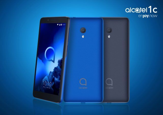 TCL presents the brand new Alcatel 1 Sequence smartphones