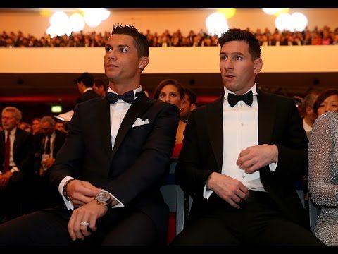 Cristiano Ronaldo and Lionel Messi ● Great Friends ● 2016 HD - YouTube