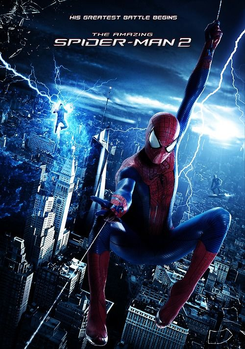 The Amazing Spider-Man 2 - Tyler Wetta