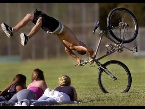 Bike Fail Compilation 2013