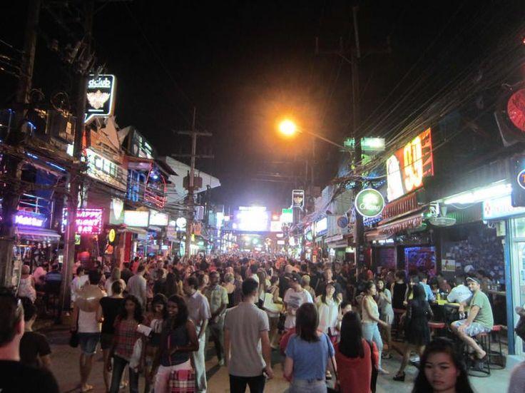 Bangla Road Nightlife, Phuket - by Terrazo:Flickr