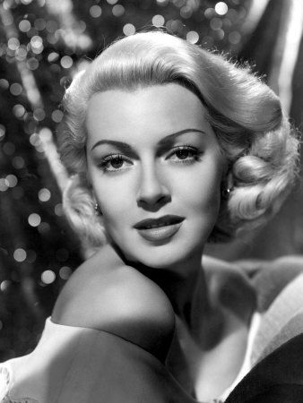 Lana Turner The actress discovered at a soda shop. Imitations of Life, Peyton Place, and The Postman Rings Twice.