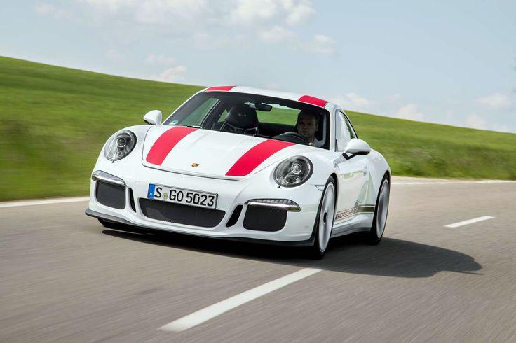 2016 Porsche 911 R Desktop Wallpaper