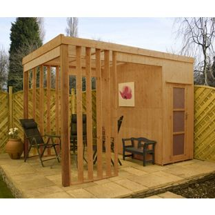 modern garden sheds inspiration ideas 113374 decorating ideas - Garden Sheds Homebase
