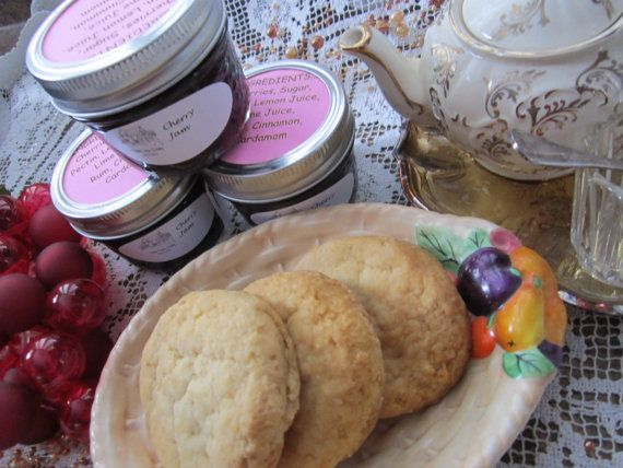 Cherry Jam by sweetpeaspantry on Etsy, $4.00