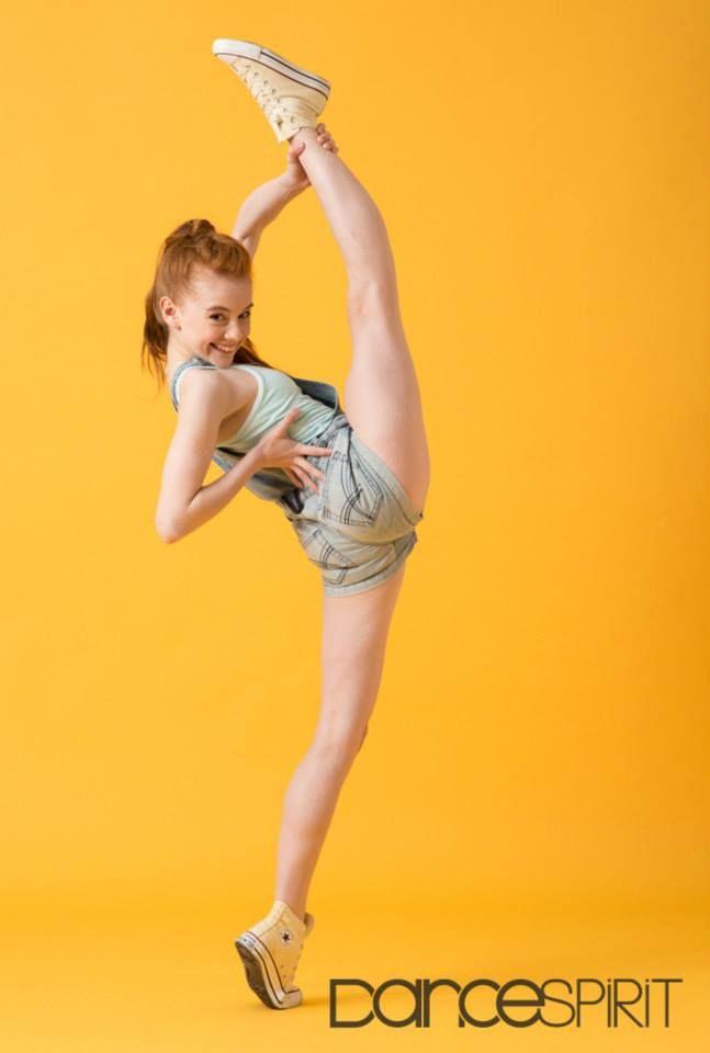 Ashi Ross Dance Spirit Magazine   Dance Dance   Dance ...