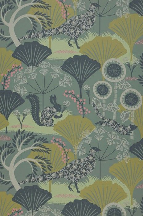 excellent funky wallpaper for house. Wonderland Skog Forest x Wallpaper Roll 43 best wallpaper images on Pinterest  Wall papers and