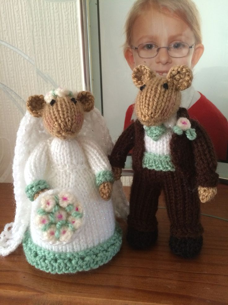 Wedding mice!