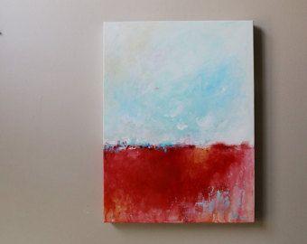 arte pintura arte decoración de la pared pintura por artbyoak1