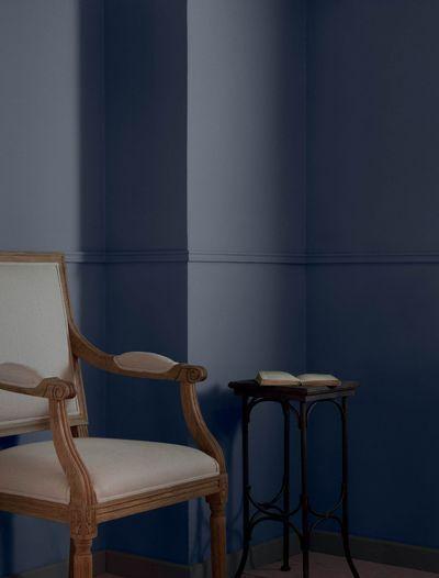 7 best flamant paint 2017 new colors images on pinterest colors colours and oriental for Peinture bleu marine mat