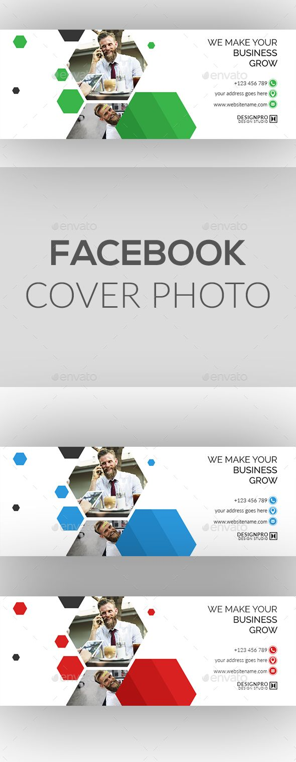 336 best Facebook Banner and Cover Templates images on Pinterest