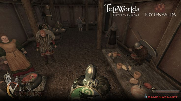 Mount and Blade Warband Viking Conquest Gameplay Screenshot 1