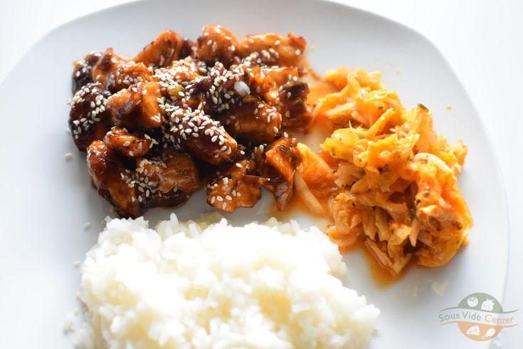 Kimchi, az erős emberek savanyúsága #homemade #kimchi #koran #recipe #kitchen #sousvidecenter #delicious #asian
