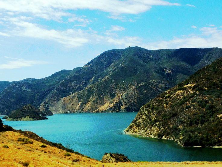 Santa Clarita | the santa clarita valley is bordered by the lake piru area including ...