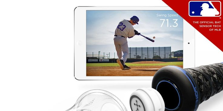 The MLB todayannounceda deal with Blast Motionthat will see it allow teams to use the accessory maker's Blast Baseball iPhone-connected swing analyzer sensor.