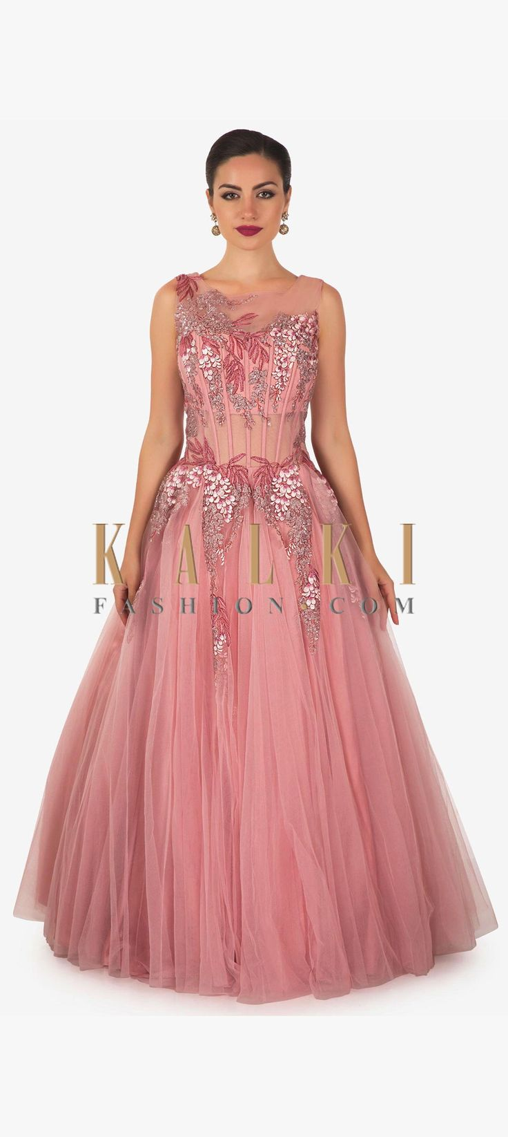 19 best dress images on Pinterest | Ropa india, Traje indio y Alta ...