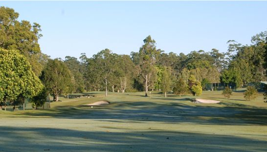 Play 18 Holes for two at the picturesque and challenging golf course, Woodford Golf Club! This offer also includes a beer each in the clubhouse after your round. Normally $75, today only $29! #golf #golfqld