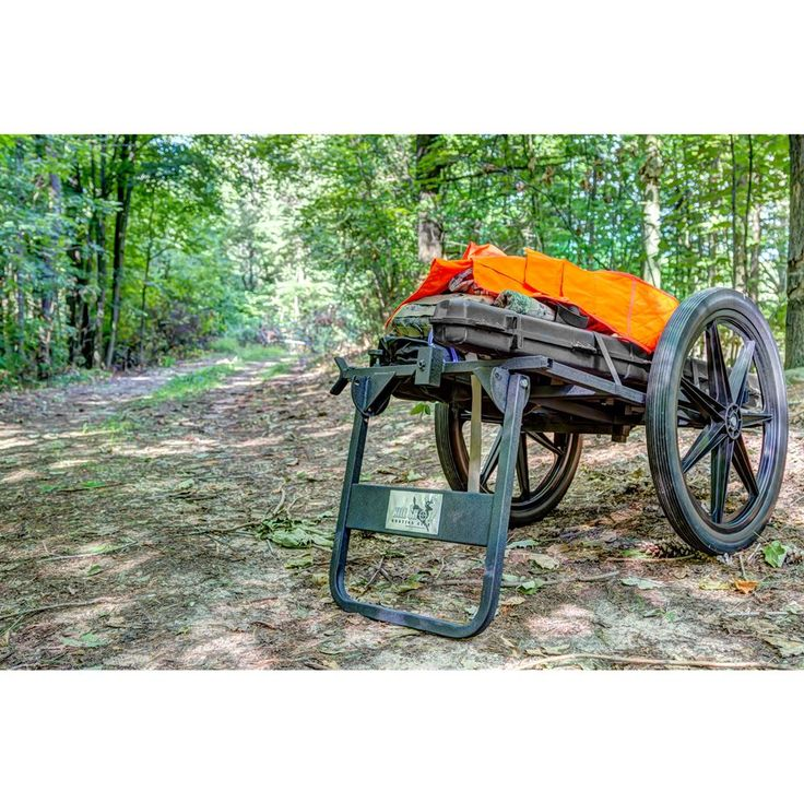 Kill Shot Throne Multipurpose Game Cart & Hunting Chair Kolo