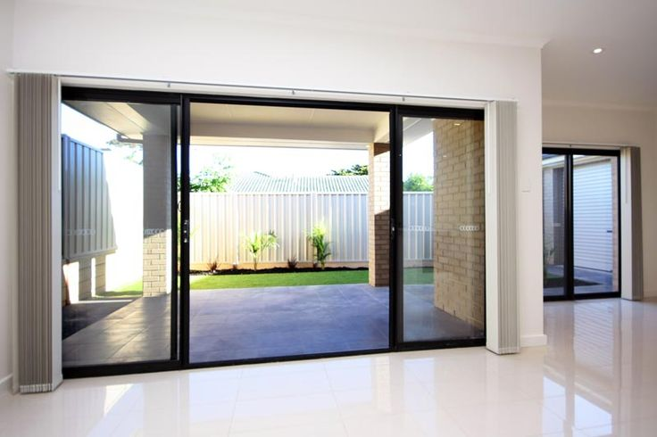 Professionals Christies Beach real estate agency. 08 8382 3773. #SlidingDoors #Outdoors #White #Tiles