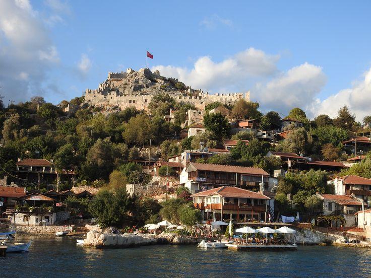 Simena Castle, Kaleköy - Kekova