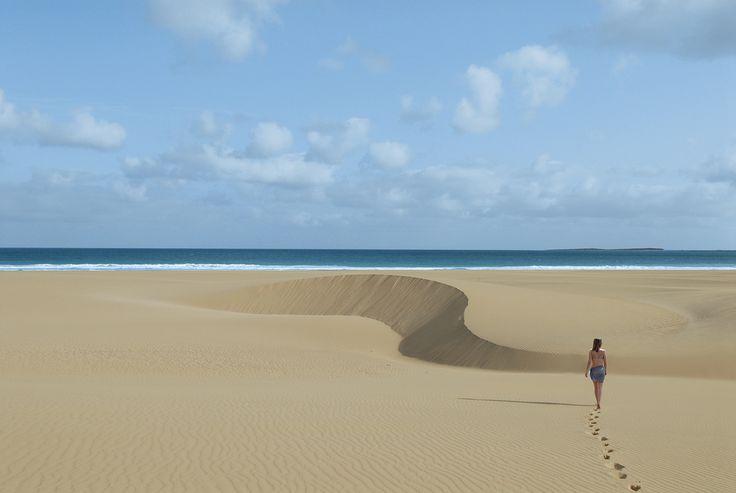 Praia des Chaves beach, Boa Vista #Kaapverdie #CaboVerde #sun #vacation #travel #travelphotography #zon #vakantie #reizen #strand #beach #TeamCapeVerdean