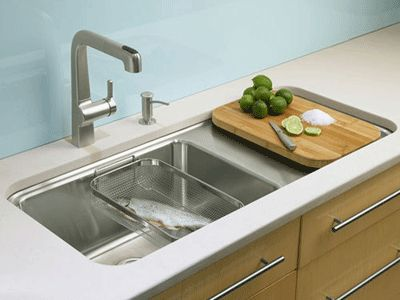 Get 20+ Modern kitchen sink accessories ideas on Pinterest without ...