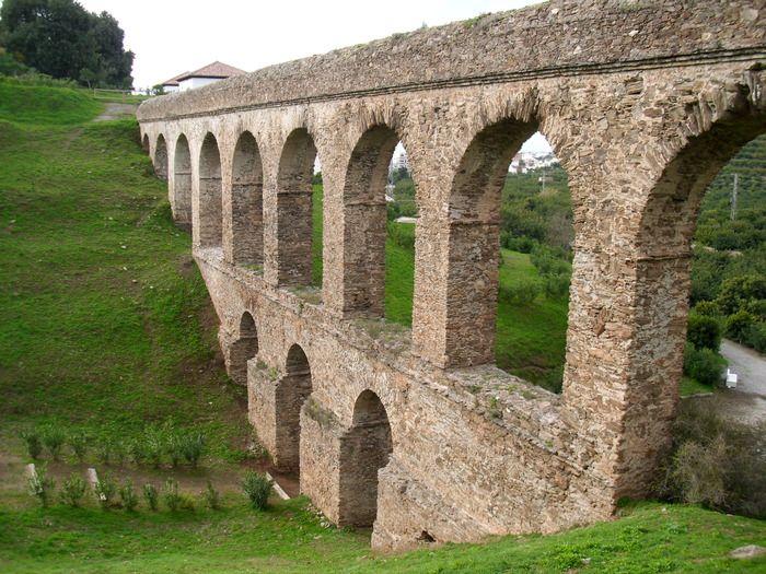 Acueducto romano Almuñecar