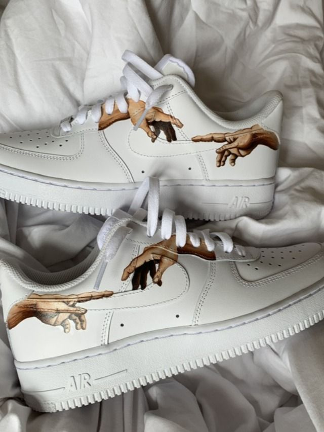 Very limited - Creation of Adam custom in 2021   Nike shoes air ...